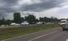 I-49 Northbound Accident Update