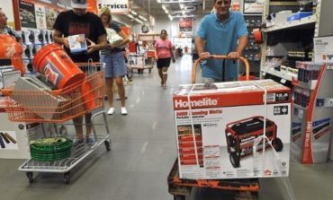 Sales tax discount in effect for hurricane supplies May 26-27