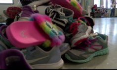 WCA Students Send their Shoes to Haiti