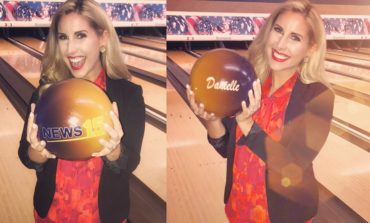 Danielle Does It: Custom Bowling Ball