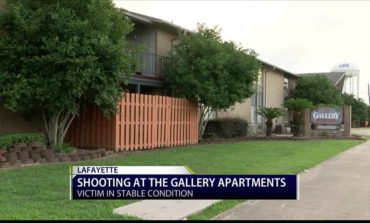 Victim in Stable Condition After Shooting at The Gallery Apartments