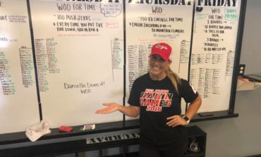 Danielle Does It: Crossfit Coach