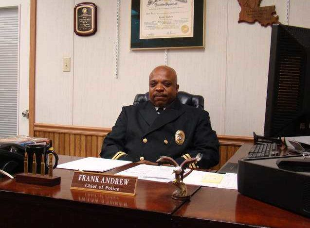 Former Duson Police Chief Frank Andrew dies at 52