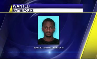 Police Searching for Man Involved in Rayne Shooting