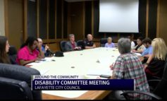 Lafayette Disability Committee moves forward with downtown accessibility project