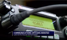 911 Personnel Needed in Lafayette