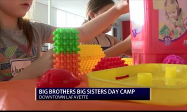 Big Brothers Big Sisters of Acadiana day camp