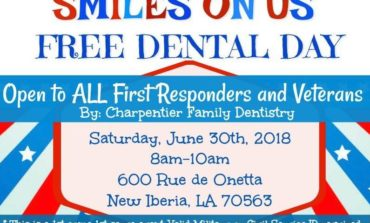 Dental Clinic In New Iberia Offers Free Service to Military And First Responders