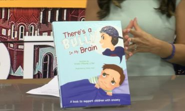 "Kid lit Pick: ""There's a Bully in my Brain"""