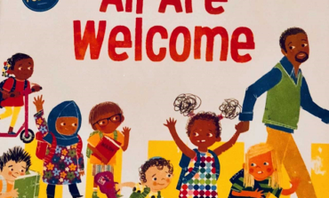 "Kidlit Pick: ""All are Welcome"""