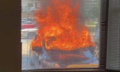 Injuries reported in Jennings car fire near American Legion Hospital