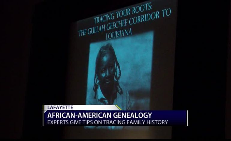 Experts explore African-American genealogy