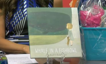 "Kidlit Pick: ""Whale in a Fish Bowl"""