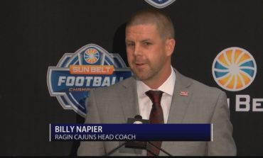 UL Ragin Cajuns in New Orleans at Sun Belt Conference Media Day
