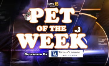 News 15 Today- Pets of The Week! Rio, Bullet and Ellie
