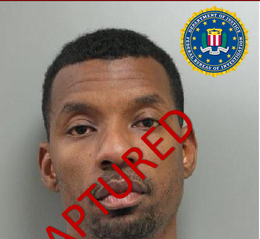 Wanted FBI fugitive captured in Lafayette