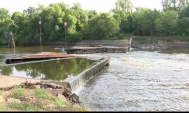 Water Being Drained Out Of Atchafalaya Basin As Part Of Drawdown Plan