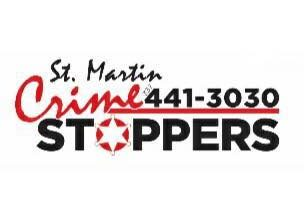 St. Martin Parish Crime Stoppers