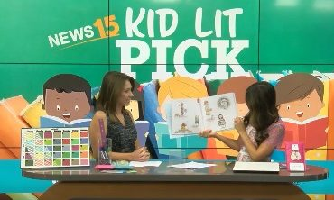 News15 Today- Kid Lit Pick of the Week