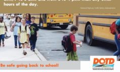 Back to school safety: Tips to make sure you and your kiddo get to and from school safely