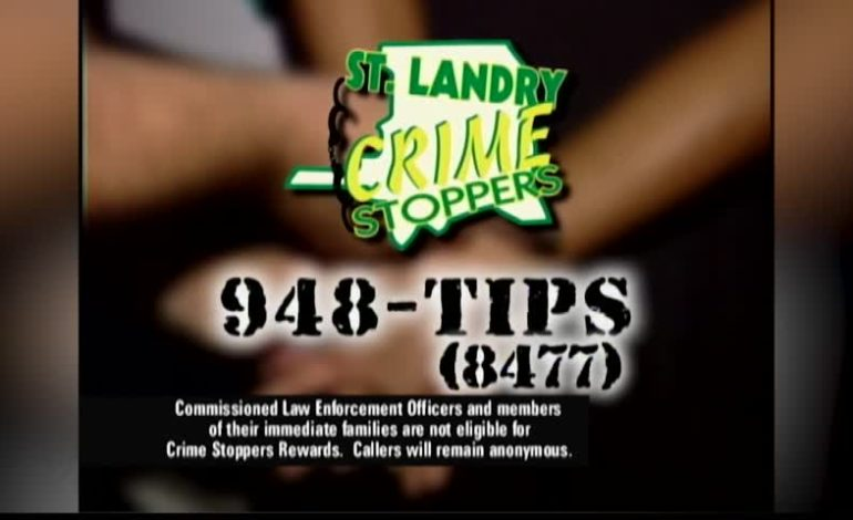 St. Landry Crime Stoppers Crime of the Week