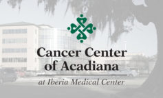 New physician welcomed at Cancer Center of Acadiana at Iberia Medical Center