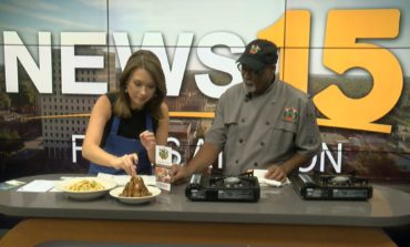Focus At Noon- Shrimp and more shrimp with Bon Temps Grill