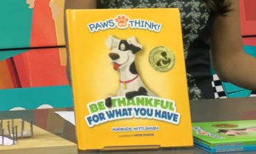"""Kid lit Pick: """"Be Thankful For What You Have"""""""