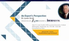 One Acadiana Hosts An Expert's Perspective Event