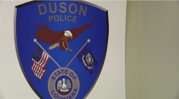 Duson Police Chief encourages resident to stay inside and off roadways
