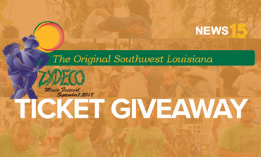 SWLA Zydeco Festival TIcket Giveaway