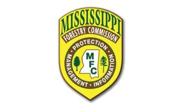 Mississippi Forestry Commission deploys support personal