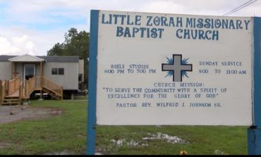 Little Zorah Missionary Baptist Church Reopens
