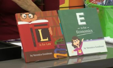 "Kidlit Pick: ""L is Law"""