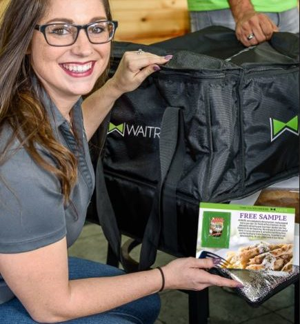 "Waitr ""Share Thanksgiving"" Food Drive To Help Feed The Area's Less Fortunate"