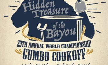 29th annual World Championship Gumbo Cookoff