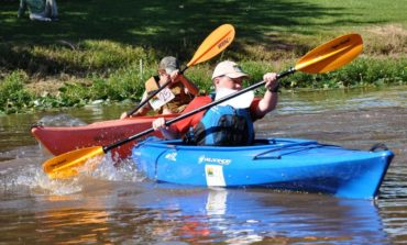 Louisiana's 'Three Days of the Paddle' in October