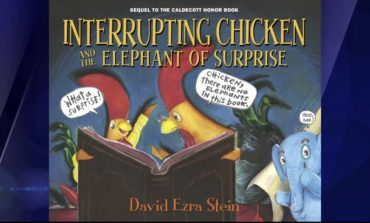 "Kidlit Pick: ""Interrupting Chicken and the Elephant of Surprise"""