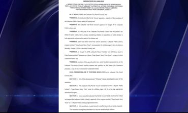 Most Of Lafayette City-Parish Council Abstains From Drag Queen Story Time Resolution