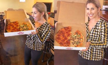 Danielle Does It: Pizza Village