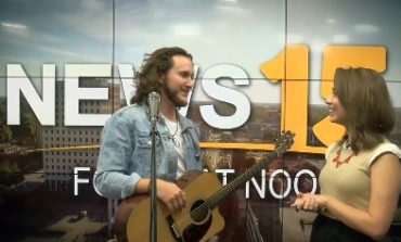 Focus At Noon- Gabe Broussard Sings Us Into the Weekend