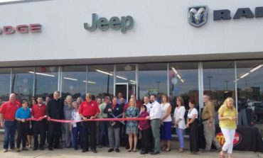 Grand opening of Acadiana Dodge Chrysler Jeep Ram Fiat South