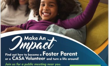How to become a foster parent or a CASA