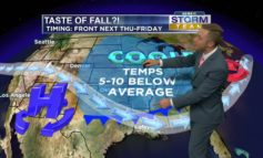 Cold Front Late Next Week? It's possible!