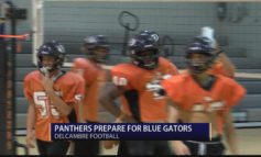 Panthers Ready for Blue Gators on Thursday