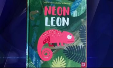 "Kid lit Pick: ""Neon Leon"""
