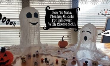 Acadiana's Thrifty Mom Halloween Crafts