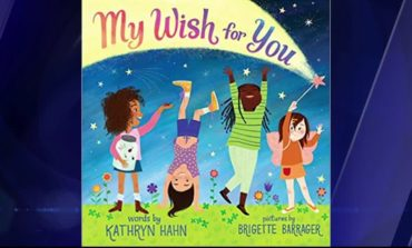 "Kid lit Pick: ""My Wish for You"""