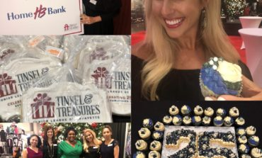 Danielle Does It: Tinsel and Treasures Volunteer, LIVE