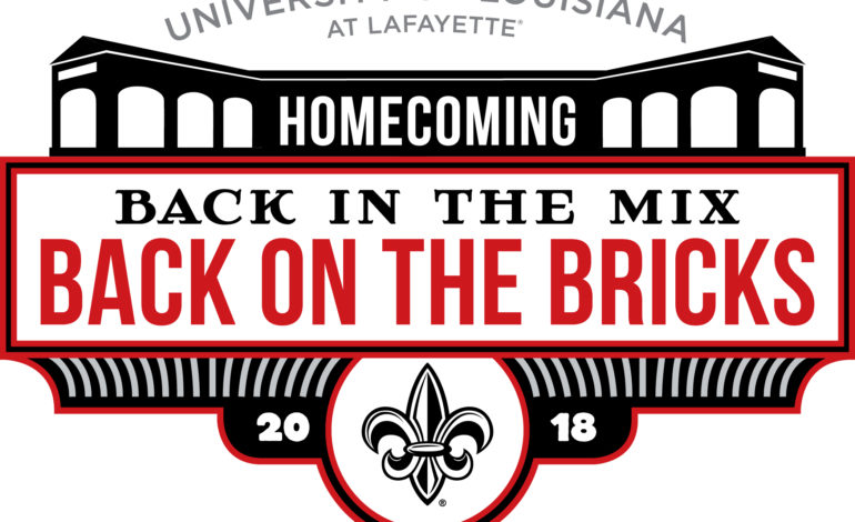 UL Lafayette Homecoming Week features entertainment and activities for students, alums